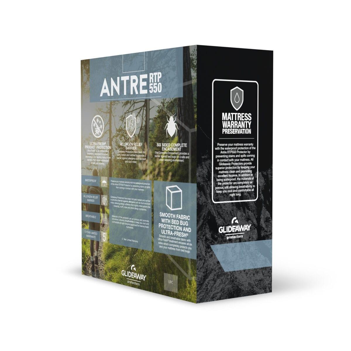 Antre Complete Encasement Mattress Protector