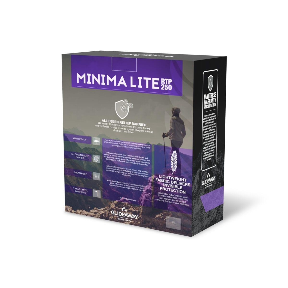 Minima Lite Mattress Protector