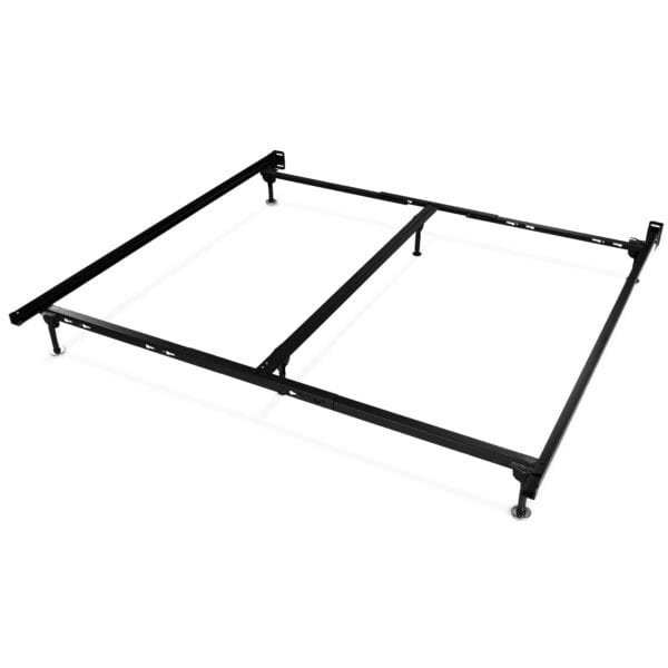 Image of Advantage Steel Bed Frame with Glides