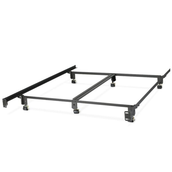 Image of GLIDE-A-MATIC Bed Frame with Rug Rollers