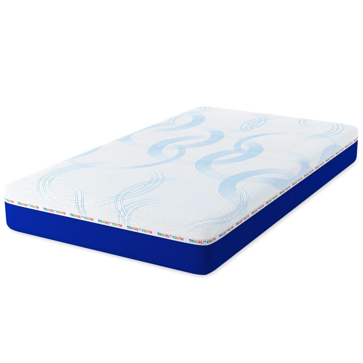 Image of Blue Youth Memory Foam Mattress