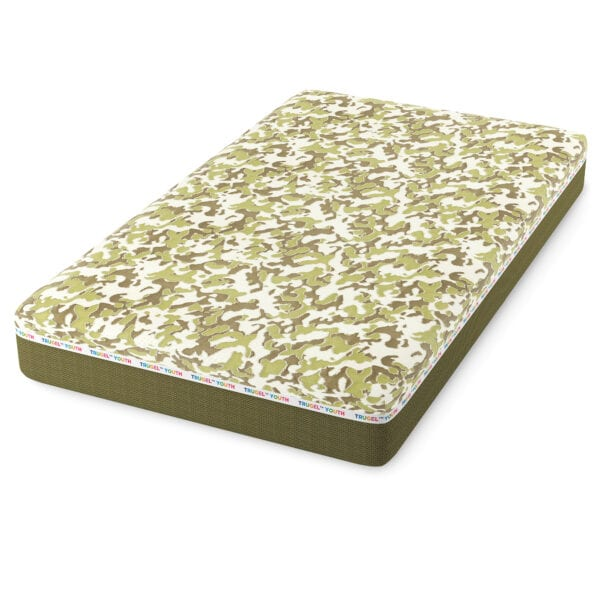 Image of Camouflage Youth Memory Foam Mattress