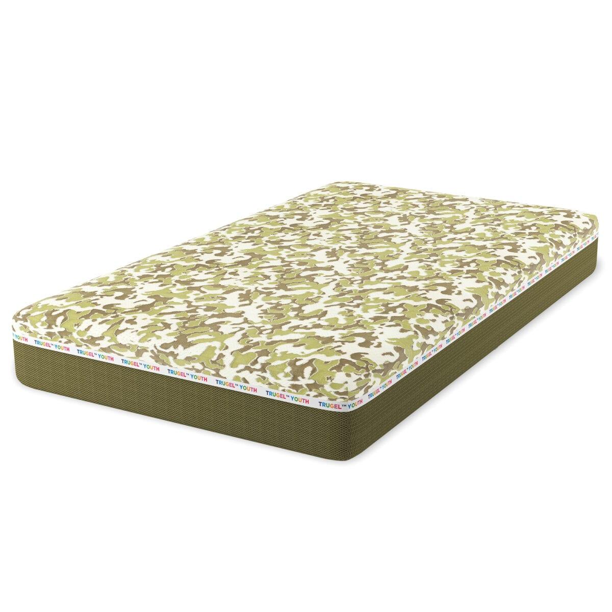 Image of Camouflage Youth Memory Foam Mattress